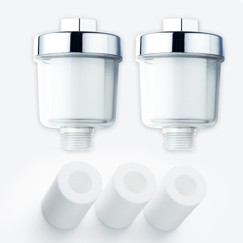 Purifier Output Universal Shower Filter PP cotton Household Kitchen Faucets Purification Home Bathroom AccessoriesPurifier Output Universal Shower Filter PP cotton Household Kitchen Faucets Purification Home Bathroom Accessories