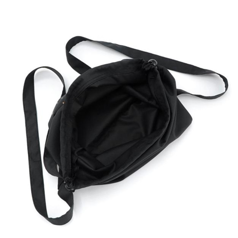 High Quality Drawstring Sports Bag Schoolbag Storage Backpack Women Girls Dance Bag 42cm32cm Large capacity #2a06#F (4)