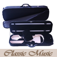Seattle Violin Case (4/4). Classic Black Violin Case. The case is free upgrading if you buy a violin.