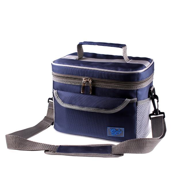 Bolso almuerzo infantil ni os um hombre termica grande infantiles das crianças sacos de almoço saco de gelo leite Materno-preservação pacote