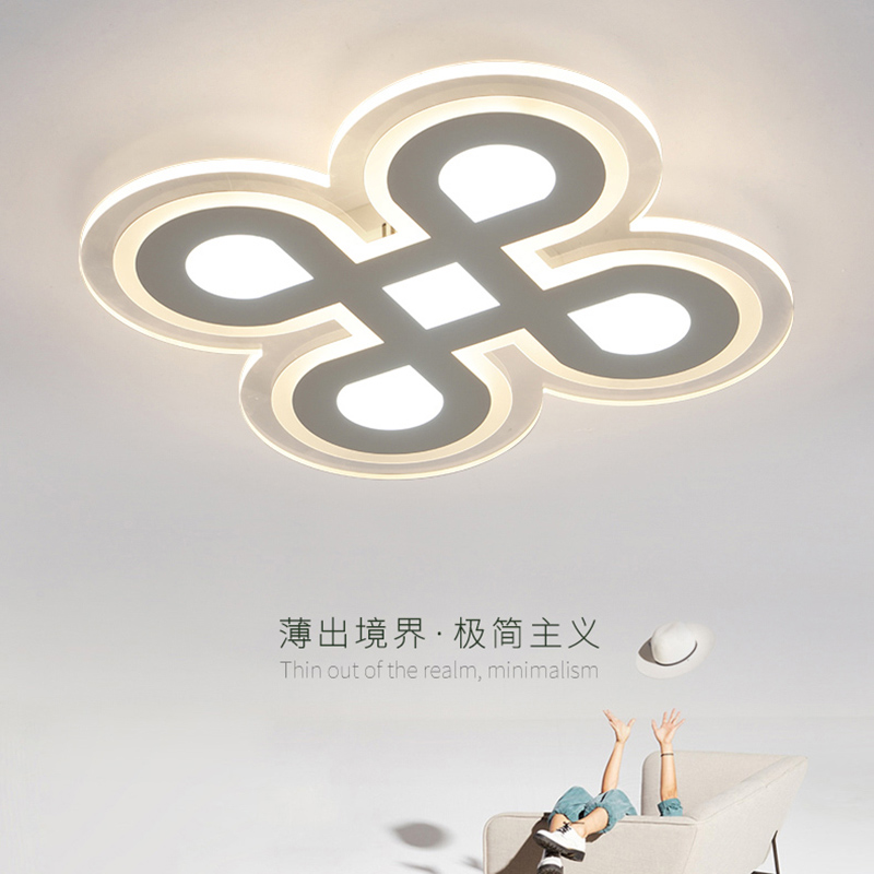 modern led ceiling lights luminaire plafonnier fixture light deckenleuchten bedroom acrylic ceiling lighting moderne living lamp