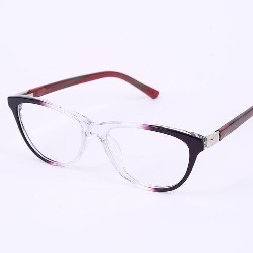 Ojo de gato de moda acetato marco óptico de alta calidad Envío gratis gafas de marco marco de anteojos Recetados eyeweaar RB24684