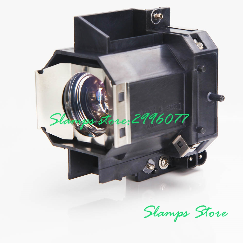 Compatible EMP TW1000 / EMP TW2000 / EMP TW700 / EMP TW980 for Epson ELPL39/V13H010L39 Projector lamp bulb with housing projector lamp elplp43 v13h010l43 for epson emp twd10 emp w5d moviemate 72 with japan phoenix original lamp burner