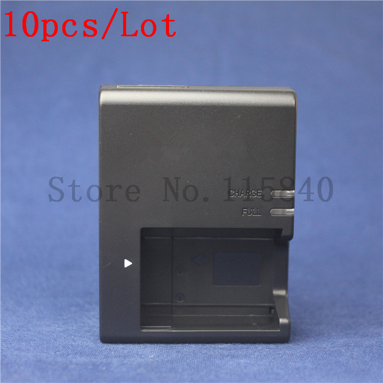 10pcs lot LC E17 LCE17 LC E17 Camera Battery ACpower Charger fit LP E17 LPE7 LP