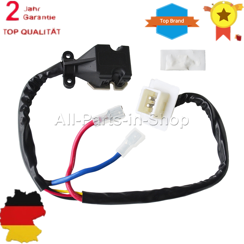 AP02 Blower Motor Resistor + Silica Gel For Mercedes Benz E-Class W210 S210 OE# , 9140010179, 9094302385/2108218351