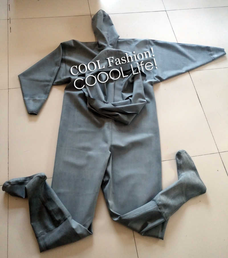1 Mm Lembut Hitam Karet Memancing Waders dengan Menyelam Kaus Kaki Tahan Air Renang Neoprene Overall Berburu Surf Setelan Celana Sepatu Laut