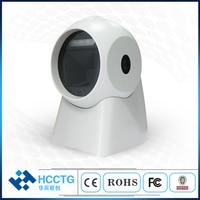 흑백 cmos led 플랫폼 rs232 usb qr 코드 2d 바코드 스캐너 HS-7301