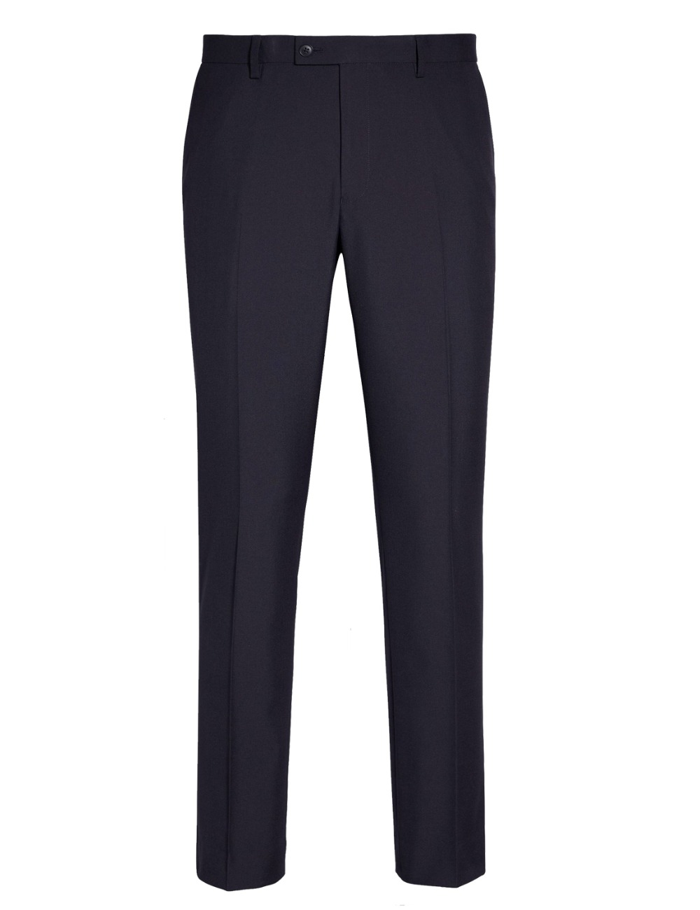 Men's Skinny Formal Business Trousers Black Suit Pants With Commercial Western-Style And High-Quality Goods Male Suits Pants