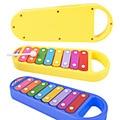 O bebê Caçoa a Mão Bater Piano de Brinquedo Musical Brinquedos Sabedoria Inteligente Inteligente 8-nota Desenvolvimento Educacional Brinquedos Musicais para Crianças