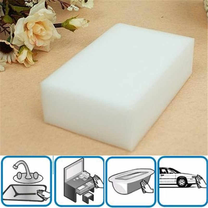 10 STKS Foam Magic Multi Sponge Clean Cleaner Cleansing Eraser Wasstraat Keuken