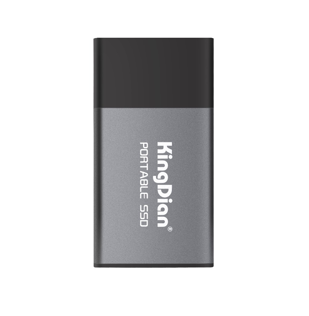 KingDian Portable 500GB  250GB 120GB SSD USB 3.0 3.1 External  Solid State Drive Best gift for businessmen
