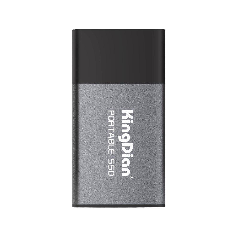 Unidad de estado sólido externa KingDian portátil 120 GB 3,0 GB 3,1 GB SSD USB 250 500 mejor regalo para hombres de negocios