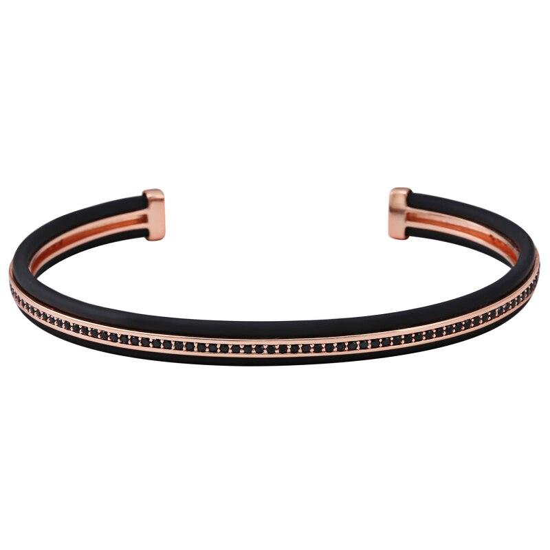 Poisson magique bracelets bracelets Incrustés zircon manchette hommes de bracelet bracelet en acier inoxydable Bracelets pour hommes bijoux pulsera acero