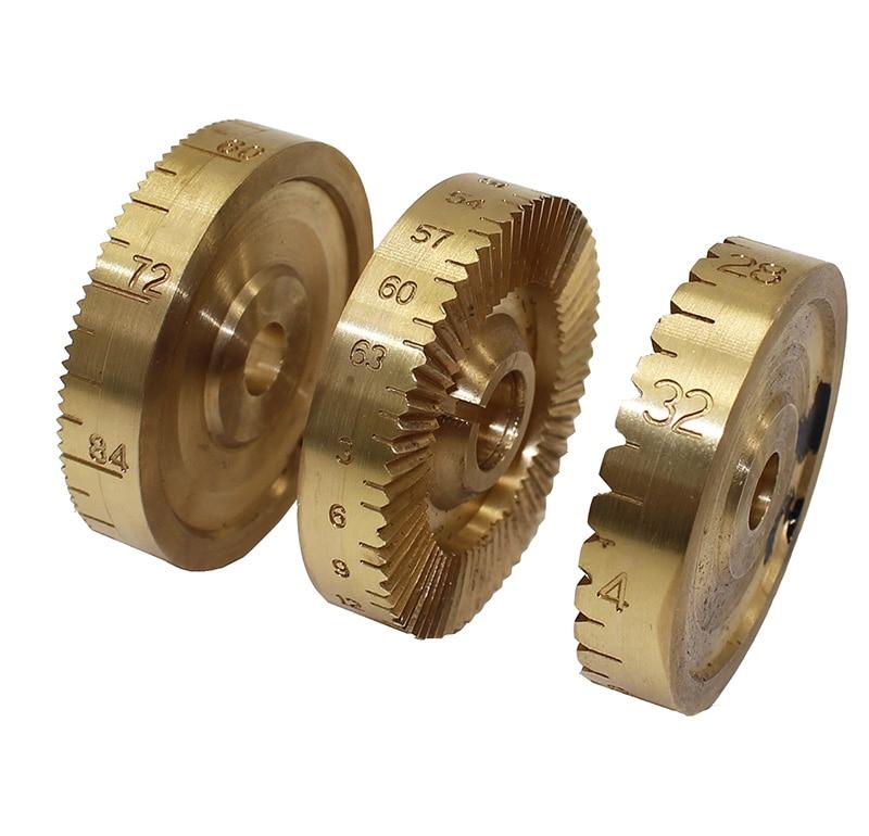 Gem Stone Faceting Machine Gear 96 72 64 32 Index Wheel