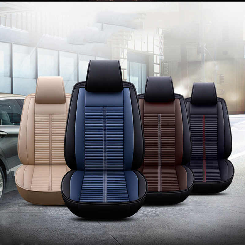 Magnificent Leather Car Seat Covers Cushion Automobiles Seats Cover For Dodge Durango Great Wall C30 Haval H3 Hover H5 Wingle H2 H6 H7 H8 H9 Frankydiablos Diy Chair Ideas Frankydiabloscom