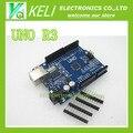 Бесплатная доставка 1 шт. ООН R3 MEGA328P CH340G Совместимость НЕТ USB КАБЕЛЬ высокое качество