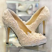New Ivory Lace Shoes Handmade Lace Bridal Shoes Ivory Lace Wedding Shoes Ivory Lace Shoes Bling