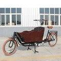 Дешевый грузовой трехколесный велосипед электрический с педалями для европейского рынка