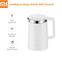 1.5L Xiaomi Mi Smart Electric Kettle Stainless Steel Auto Power off 12h Temperature APP Control Intelligent Water Kettle 1800W