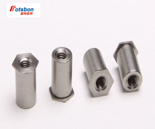 1000pcs SO-3.5M3-3/4/6/8/10/12/14/16/18 Thru-hole Threaded Standoffs Carbon Steel Zinc Plated PEM Standard Factory Wholesales