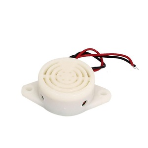 Image 3 - 1 PCS SFM 27 DC 3 24V 90DB Intermittent Beep Alarm Electronic Buzzer Sounder