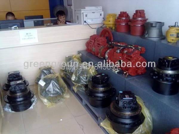 Volvo EC210BLC hydraulic pump:kawasaki k3v112dt pump,EC110B,EC120B