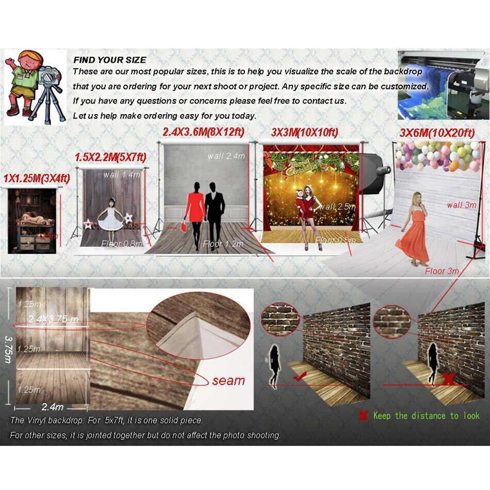 Paillettes Bokeh fond de photographie de plancher en bois arrière-plan photographique personnalisé pour Studio Photo bébé enfants photographie
