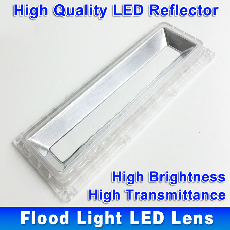 1 Set LED Lens For LED COB Lamps Include PC lens+Reflector+Silicone Ring For DIY Lighting Flood Light 30W 50W 70W 100W 120W 150W dioni w14112697862