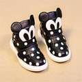 New 2016 Cute Polka Dot Children Sneakers Breathable Kids Sport Shoes For Running For Girls Boys For Spring Autumn #2723