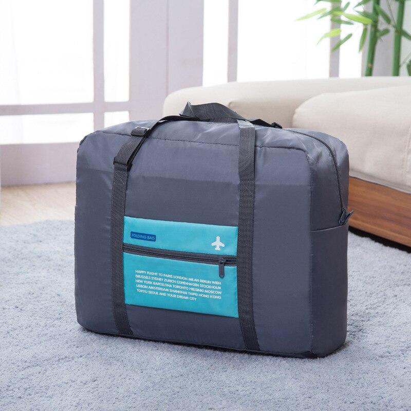 TRIPNUO WaterProof Travel Bag Large Capacity Bag Women Nylon Folding Bag Unisex Luggage Travel Handbags
