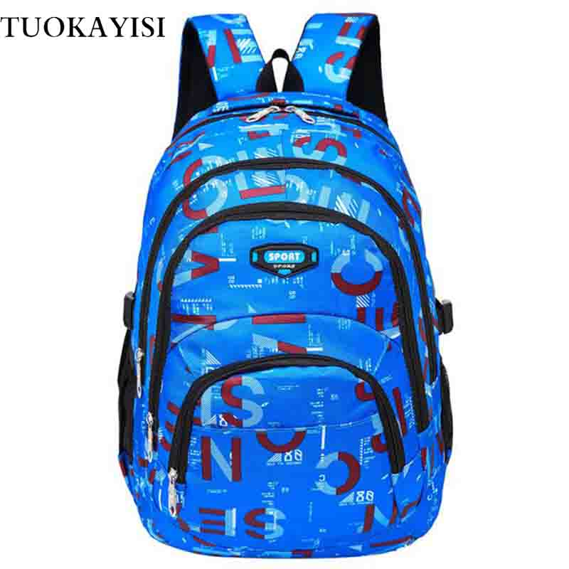 Teenagers Camouflage Kid Orthopedic Backpack Bag waterproof School Bags Women Fashion Travel Backpack Bags For Cool Boy And Girl