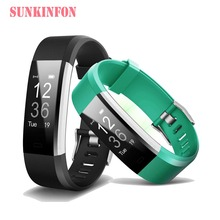 ID149 Sensible Wristband Bracelet Health Sleep Tracker Pedometer Coronary heart Price Monitor for VIVO X20 Plus X9s X9 X7 Plus Xplay5 Xplay6