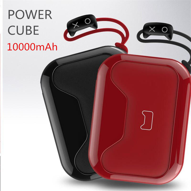 Mipow QI Chargeur Sans Fil Power Bank 10000 mah Portable 5 v 2A Dual USB Externe Batterie Powerbank Pour iphone X 8 Xiaomi Huawei - 2