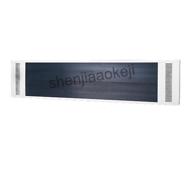 Высокотемпературный настенный Электрический нагреватель 1500 Вт инфракрасная сияющая панель нагреватель потолочный/электрический нагрева