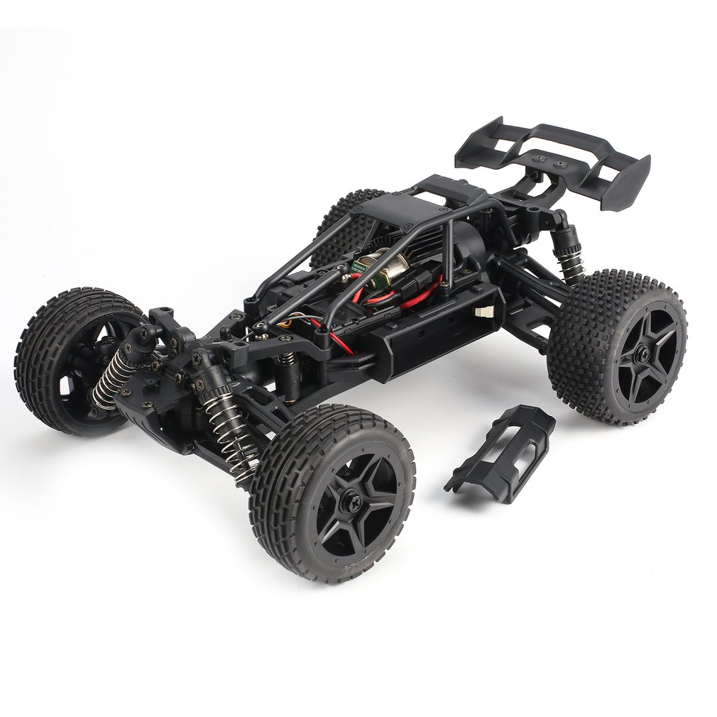 G171 2.4G 1:16 4WD 36km//h High Speed Racing Car Off-Road Desert Car Toy For Kids