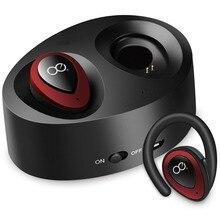 Bluetooth Headset Handsfree Earbuds TWS K2 True Wireless Stereo font b Earphones b font with MIC