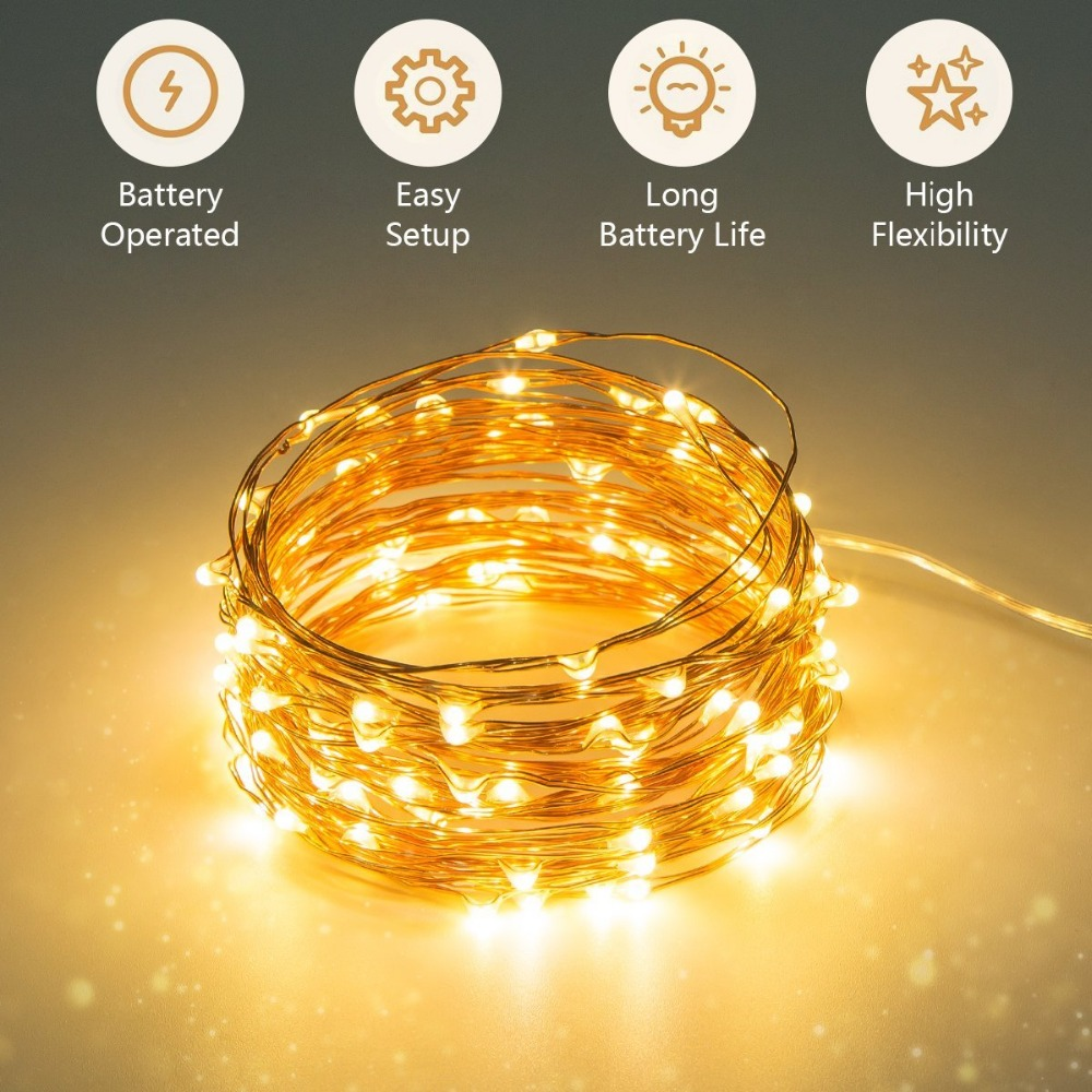 HTB1fVXNXorrK1RkSne1q6ArVVXaL Led Strip light DC5V AA Battery CR2032 USB Powered 10m String Lights Holiday Ligting Christmas New Year Party Wedding Decoration