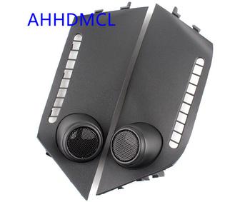 Szyny głośnikowe do montażu głośników samochodowych uchwyty deski rozdzielczej Audio dla Fit Jazz 2014 2015 2016 2017 2018 2019 tanie i dobre opinie Skrzynek głośnikowych Car dashboard audio tweeter refitting Black 0 39kg ABS+PC+Metal AHHDMCL