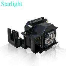 V13H010L36 ELPLP36 для Epson EMP-S4 EMP-S42 PowerLite S4 лампы проектора