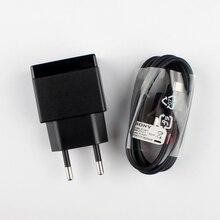 Новый оригинальный sony ep880 стены зарядное устройство зарядное устройство + ec801 кабель для sony xperia z ultra z1 z2 z3 z4 Z5