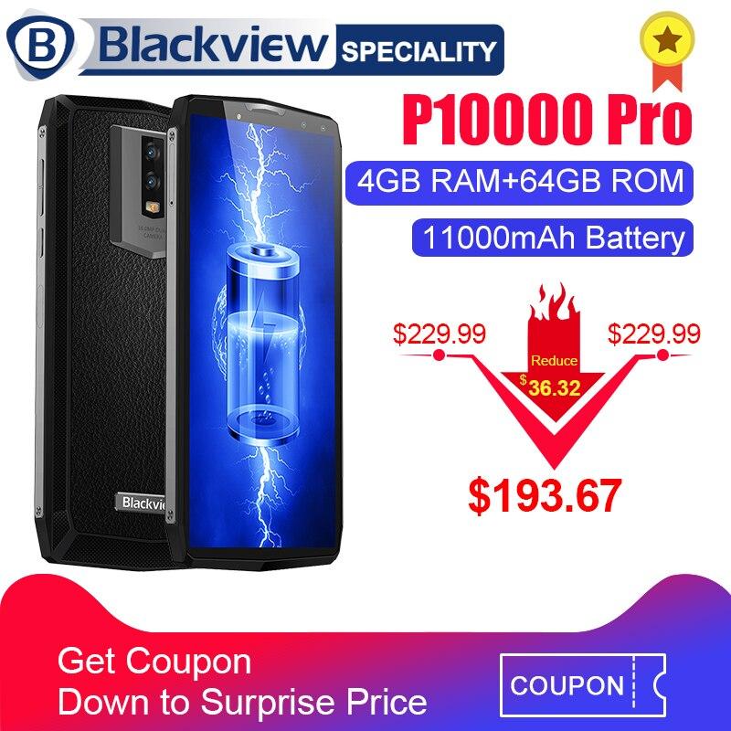Blackview P10000 Pro Smartphone 5,99