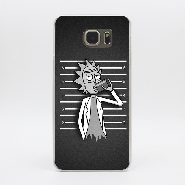 Rick and Morty Case For Samsung
