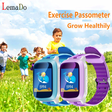 New Cute DS18 GPS+APGS+LBS+ WiFi Smart Watch for children support SOS remote monitoring smart baby watch PK Q80 Q90