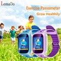 Nueva lindo ds18 gps + apgs + lbs + wifi smart watch para niños apoyo sos monitoreo remoto inteligente del reloj