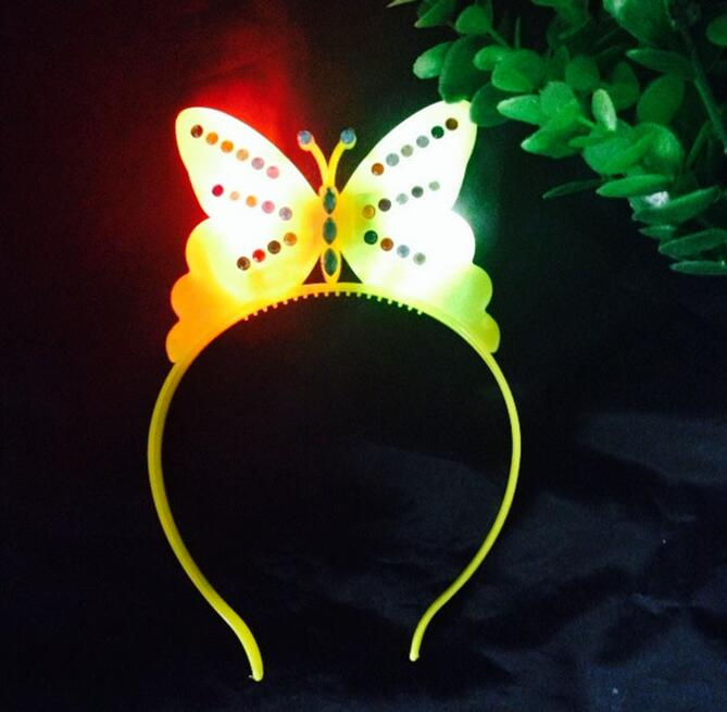 Ailin Diamond headband diamond bow Hot toys Halloween Christmas cheer props Masquerade Party decoration