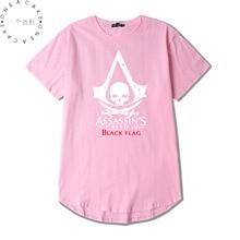 One A Cake T-Shirts Men Assasins Creed Short Sleeve Summer High Quality 1: 1 Cotton Mens T Shirts Fashion 2017 Summer Shirts Men