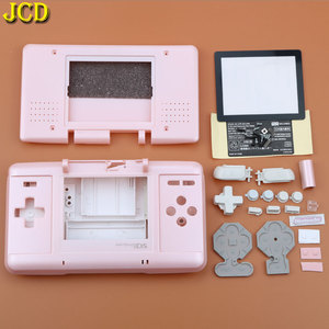 Image 2 - JCD 1PCS 7 Color Game Protect Cases Full Replacement Housing Case Cover Shell Kit For Nintend DS For NDS Console Game Case