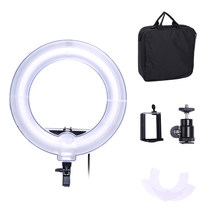 Camera Photo Video 13 inches Ring Fluorescent Flash Light Lamp for Portrait,Photography,Video Shooting NO Dimmable(China)