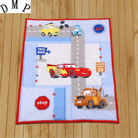 Promotion! Cartoon summer baby most popular air conditioning quilt baby cotton blanket baby duvet ,110*85cm