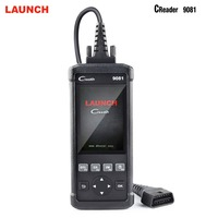 Launch Creader 9081 Full OBD2 Scanner OBDII ODB2 Auto Diagnosis Scanner CR9081 with ABS SRS TPMS Oil EPB DPF Scaner Automotivo